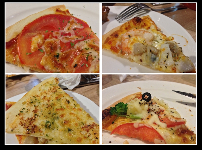 pizza buffet