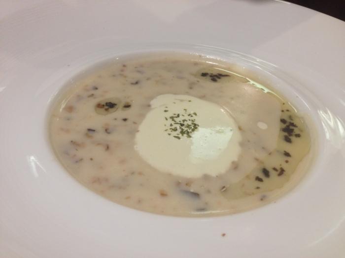 法式松露奶油濃湯