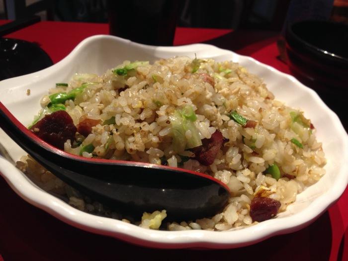 紅點廣州炒飯