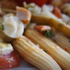 好吃的玉米筍