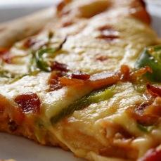 這披薩也不錯吃!