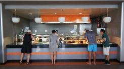 亞洲美食區:壽司、炒飯、炒麵類