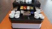 咖啡熱茶區