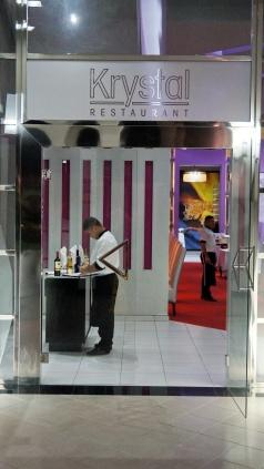 Riu Palace的無國界料理餐廳