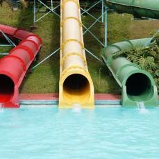 划水道泳池
